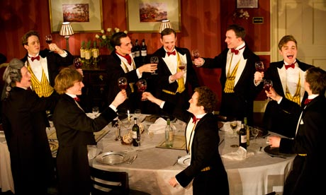 Posh by Laura Wade at Duke of Yorks theatre
