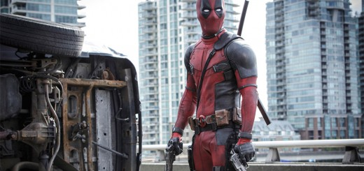 DEADPOOL  Ryan Reynolds is Marvel Comics' most unconventional anti-hero, DEADPOOL.  Photo Credit: Joe Lederer  TM & © 2015 Marvel & Subs.  TM and © 2015 Twentieth Century Fox Film Corporation.  All rights reserved.  Not for sale or duplication.