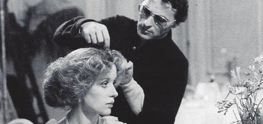 Piero-Tosi-con-Dominique-Darel-sul-set-del-film-Morte-a-Venezia