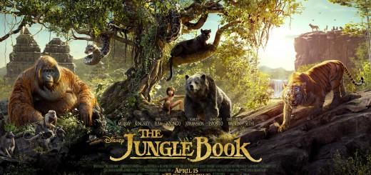 il-libro-della-giungla-trittico-poster-completo
