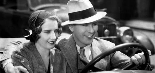 Prod DB © Warner Bros. Pictures / DR L'ANGE BLANC (NIGHT NURSE) de William A. Wellman 1931 USA avec Barbara Stanwyck et Ben Lyon voiture dŽcapotable, conduire d'apres le roman de Grace Perkins (as Dora Macy)