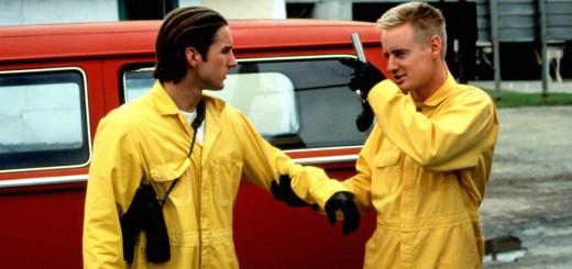 BOTTLE ROCKET, Luke Wilson, Owen Wilson,  1996. (c) Columbia Pictures/ Courtesy: Everett Collection.
