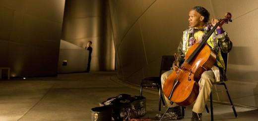 JAMIE FOX (Nathaniel Ayres) stars in Joe Wright's THE SOLOIST.