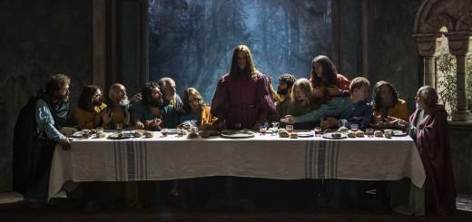 Inside Leonardo, director Jesus Garces Lambert, Dop Daniele Ciprì. The actor Luca Argentero plays Leonardo Da Vinci Rome, september 2018