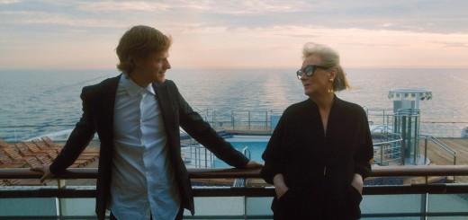 Actor: Meryl Streep ; Character: AliceActor: Lucas Hedges ; Cha